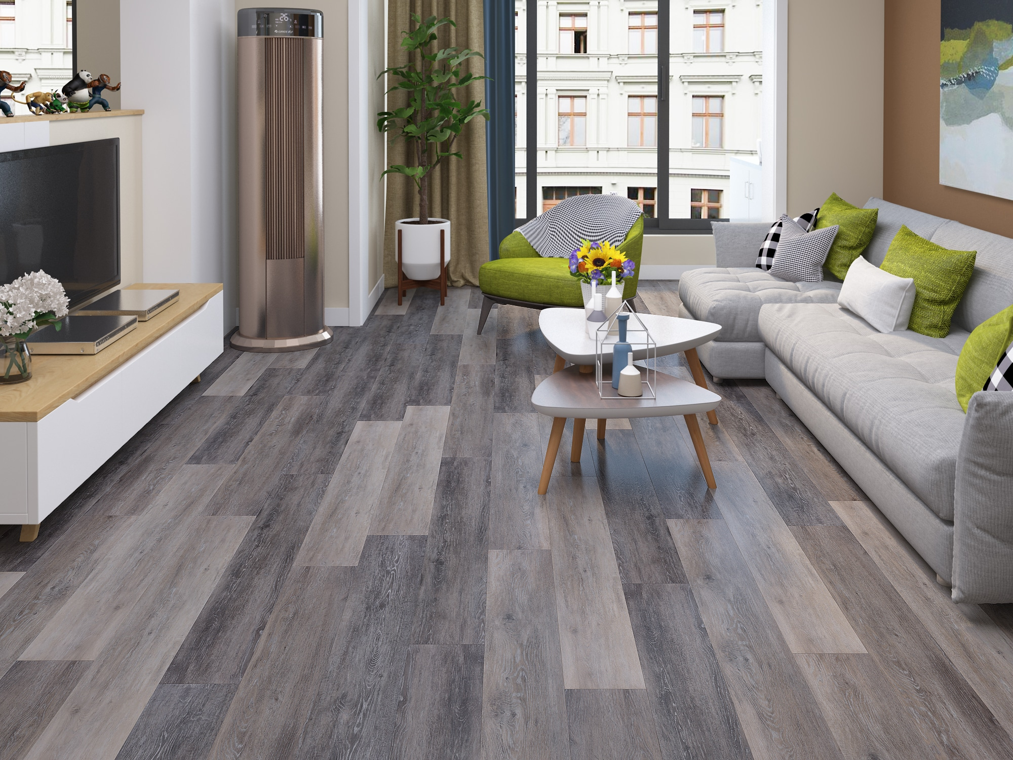 Parkay Xpr Victorian Ash Architect Collection Masters